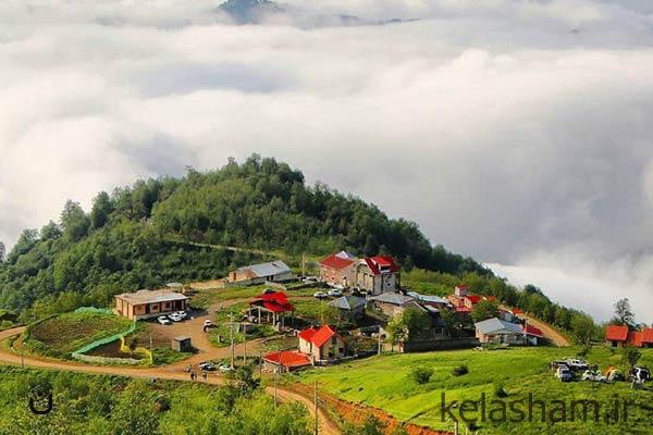 جاذبه های طبیعی و گردشگری شهرستان املش